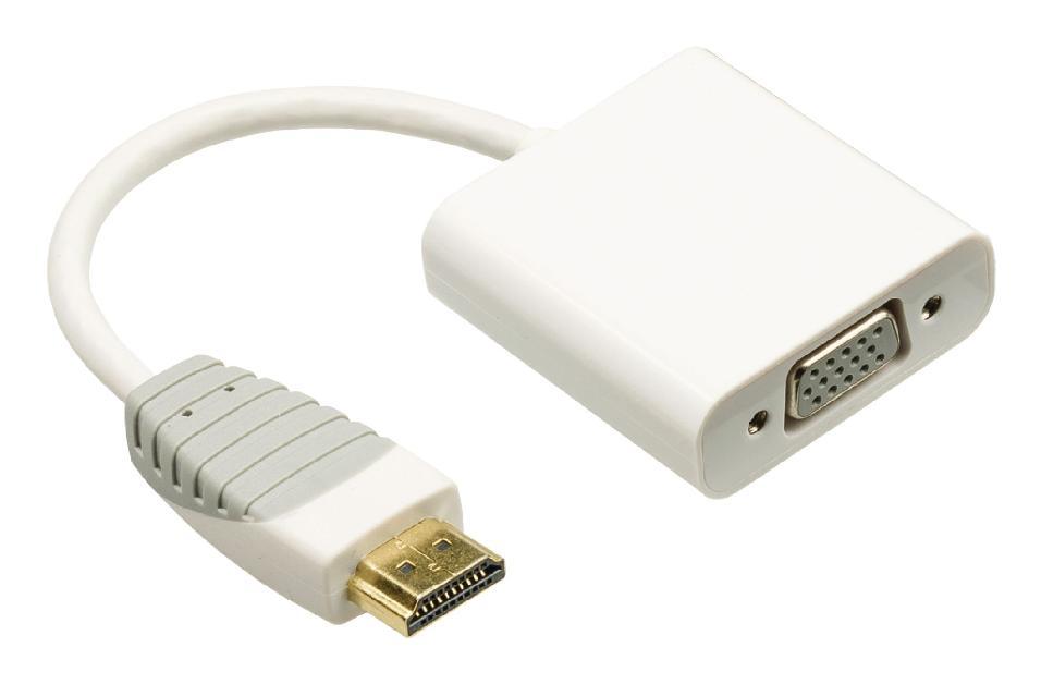 ADAPTADOR HDMI A VGA 0,20 METROS (M-H)_0