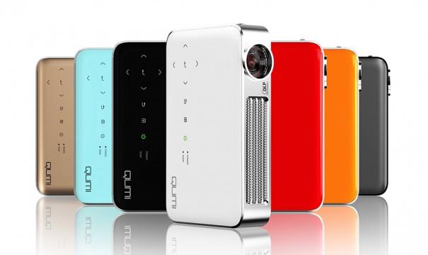 Charmex brings to Spain the projector Vivitek Qumi pocket pico Q6