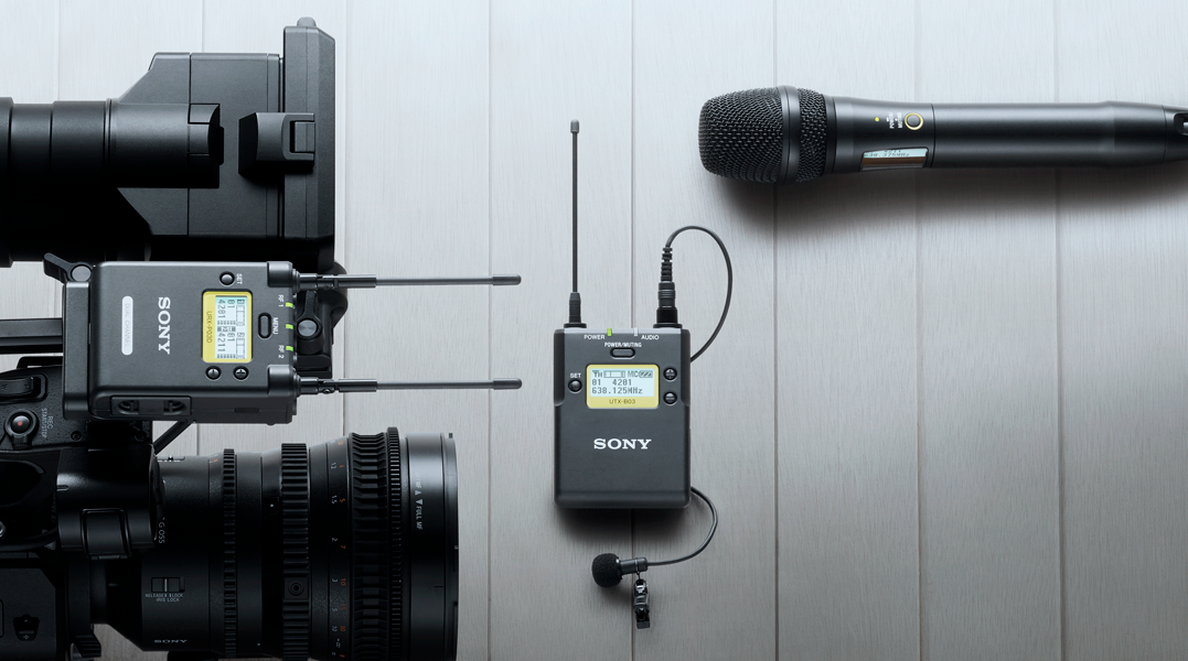 Charmex signs an agreement with Sony to distribute its professional audio solutions