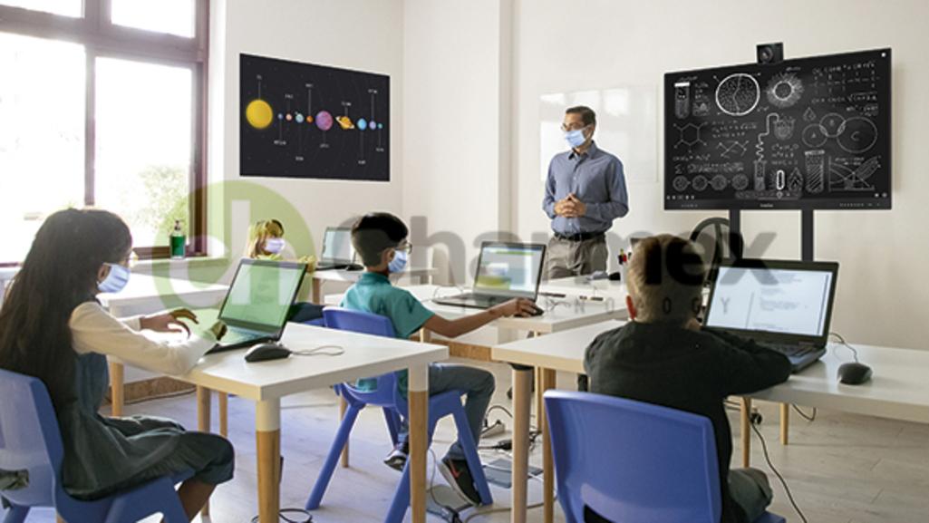 We help you teach