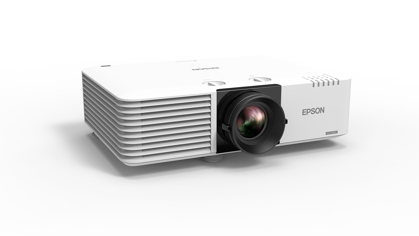 Epson Expands Range of High Brightness Fixed Lens Laser Projectors