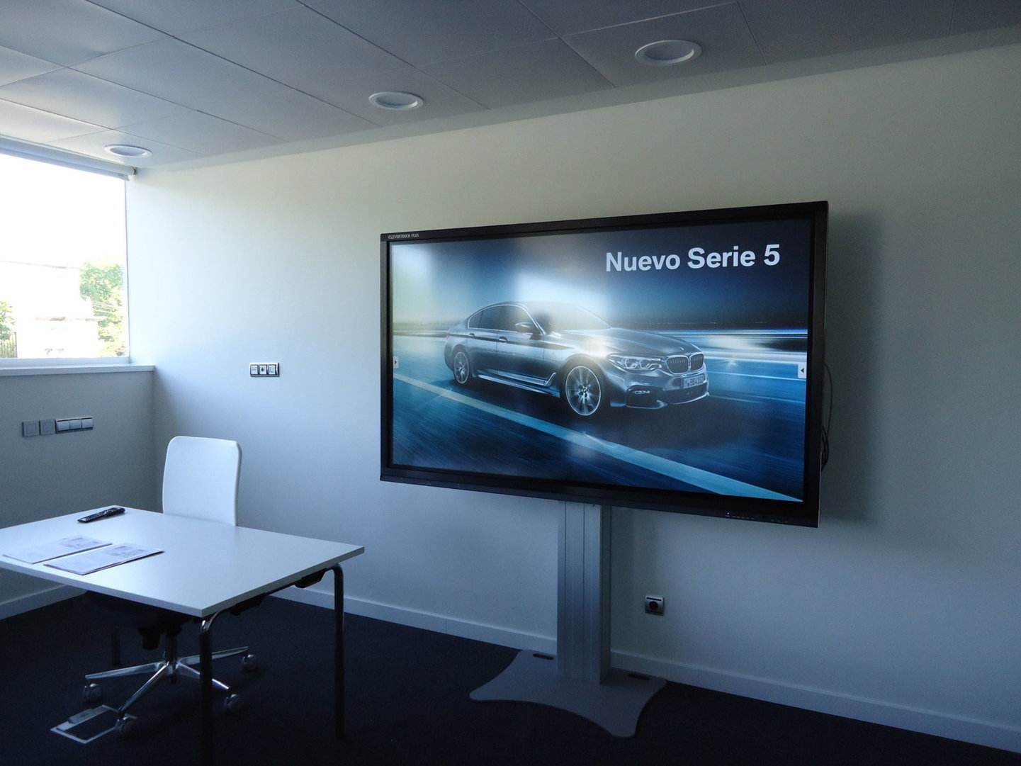 Charmex equips the new training facilities of BMW Ibérica