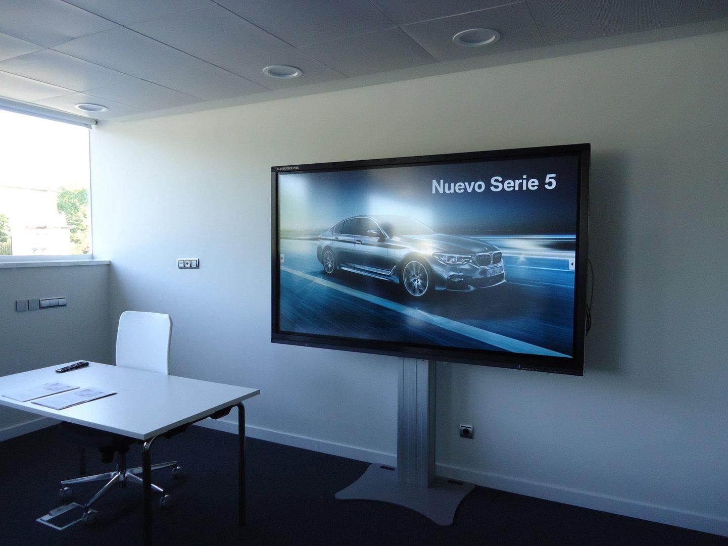 Charmex equipa las nuevas instalaciones de formación de BMW Ibérica