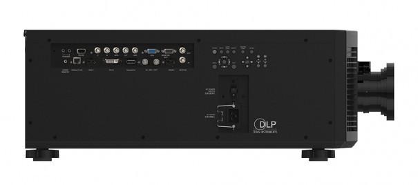 Vivitek DU9800Z: high brightness laser projector and optimal viewing quality