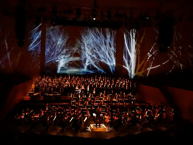 Silence and Christie BoldColor breathe new life into Verdi's Requiem