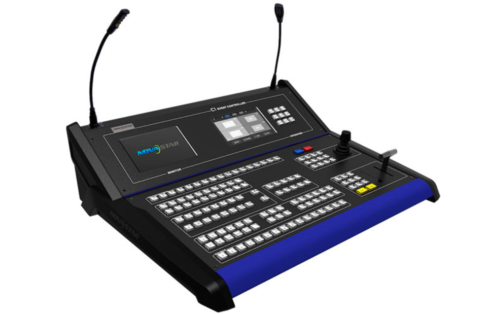 Charmex trae a España y Portugal las nuevas soluciones de procesamiento y control para displays LED de Novastar