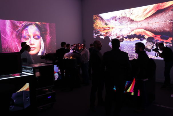 Charmex brings together the AV industry with the latest developments in Christie's projection