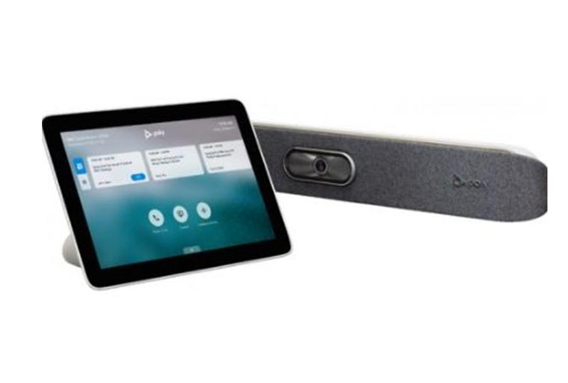 Poly ofrece la tecnología más avanzada en codificación de Vídeo y Audio para comunicarse a distancia, papel relevante en los tiempos actuales