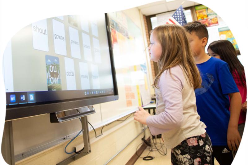 Lecciones interactivas también en el aprendizaje a distancia