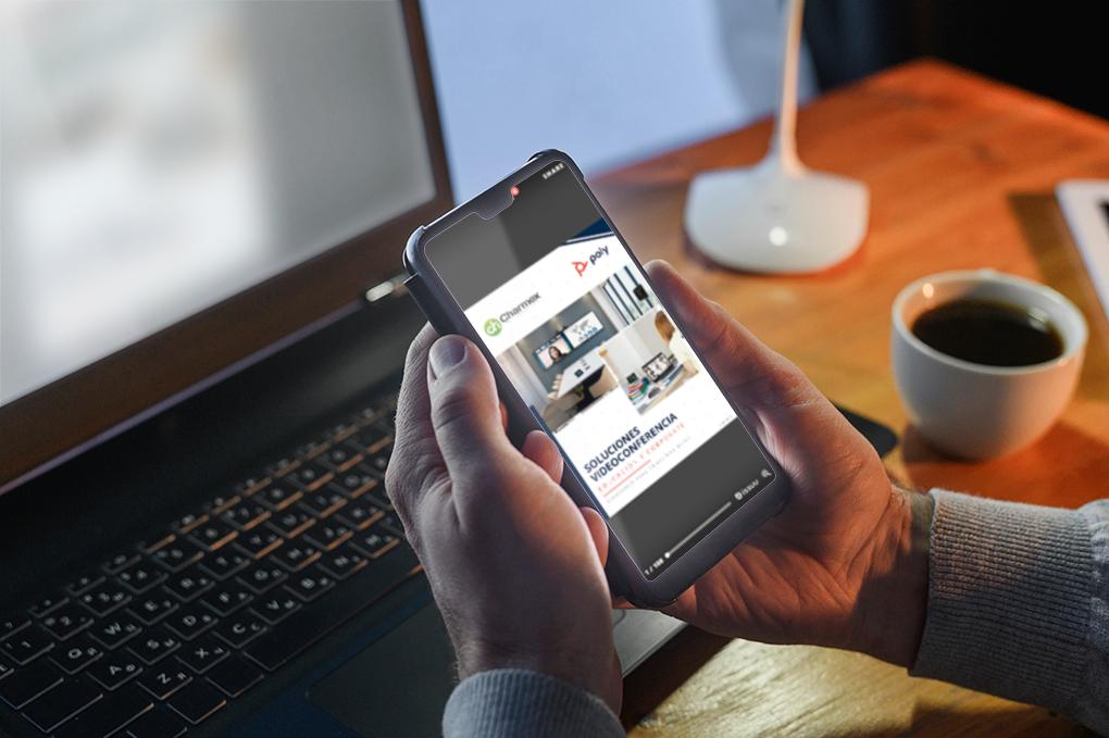Conoce el nuevo catálogo soluciones de videoconferencia para Corporate y Educación