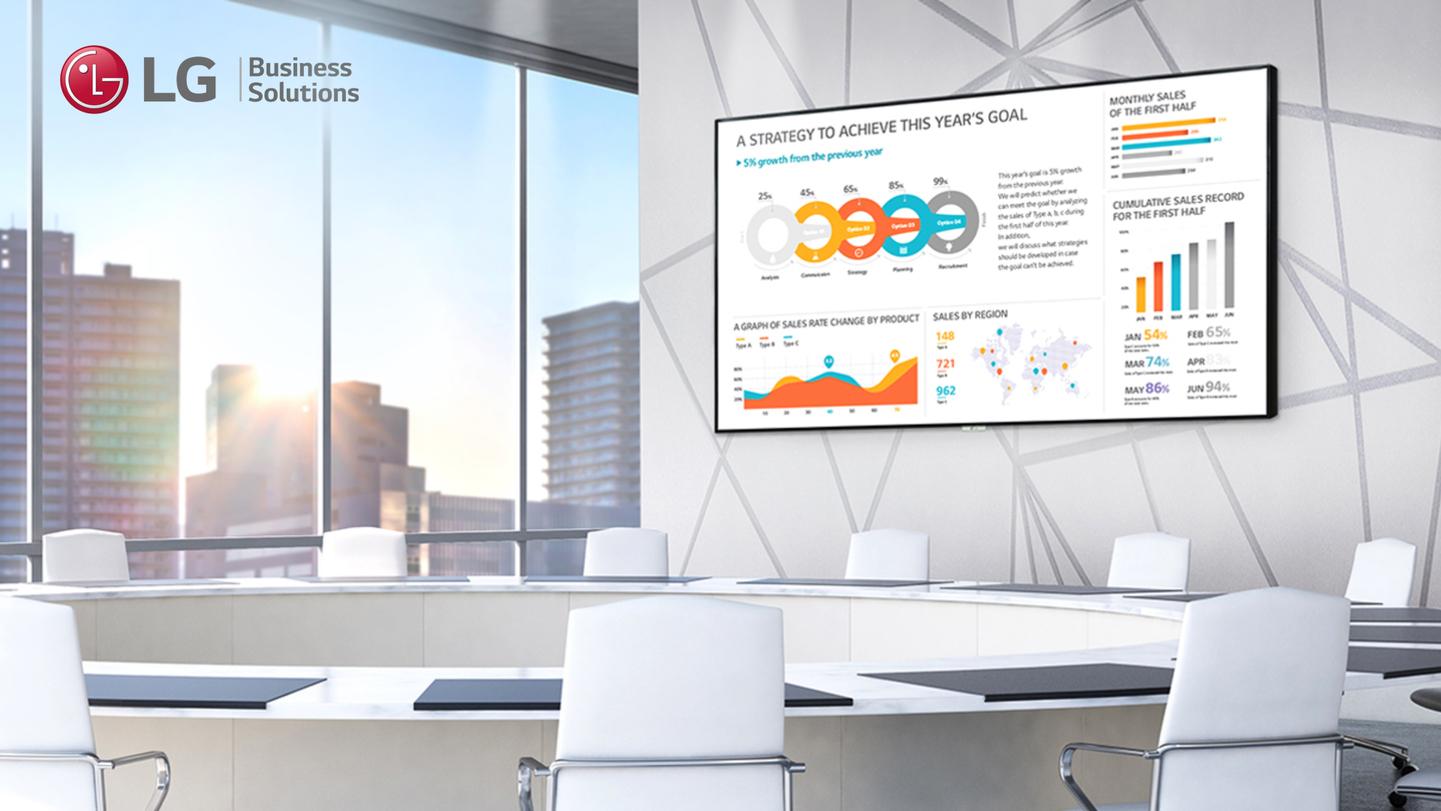 LG Business Solutions y Charmex se alían para la distribución de soluciones audiovisuales profesionales