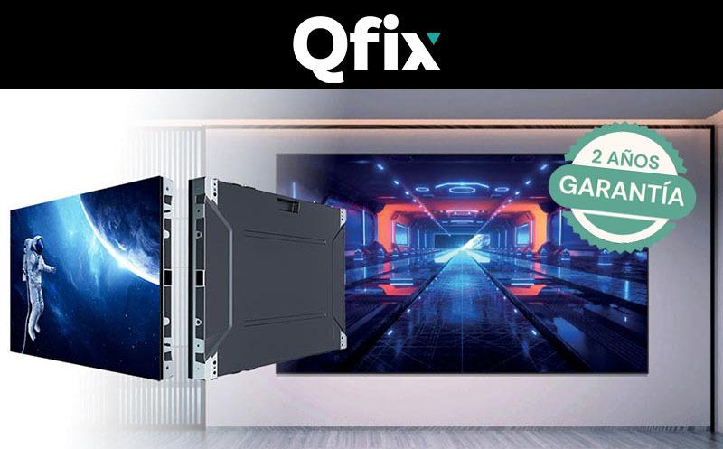Traulux complementa su catálogo LED con nuevas pantallas para instalaciones fijas