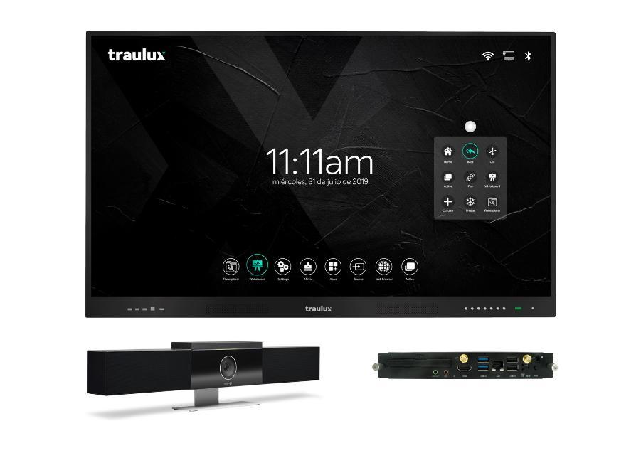 BUNDLE MONITOR TRAULUX TLM6580 + VC POLY STUDIO USB + PC-OPS_0