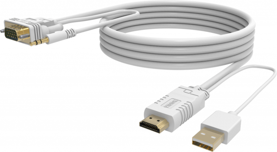 CABLE HDMI A VGA (M-M) 2 METROS VISION_0