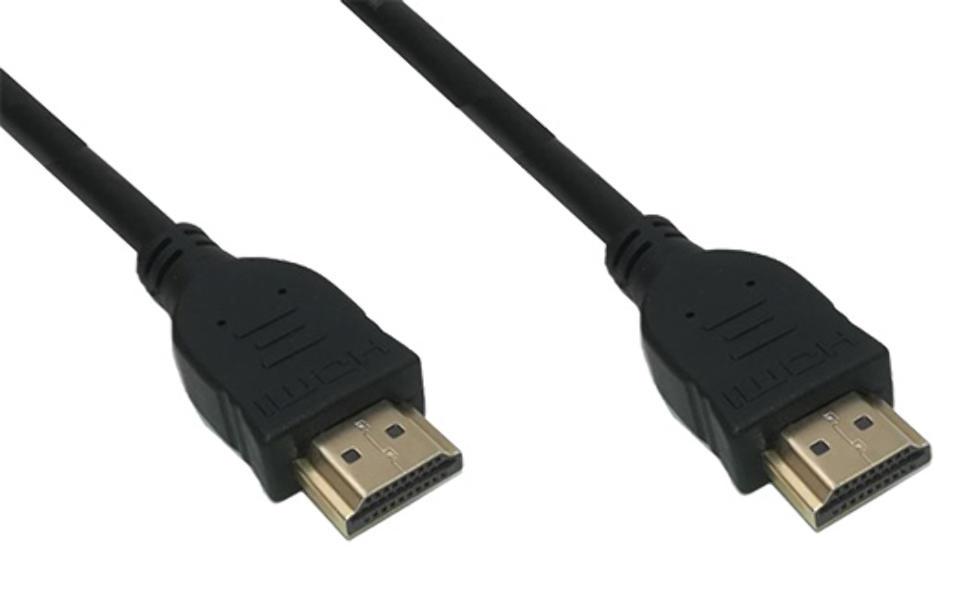 CABLE HDMI 1,8 METROS 4K 60Hz (v2.0) 30AWG_0