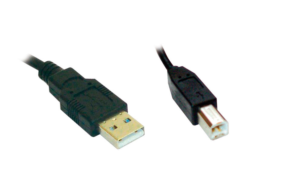 CABLE 3 metros USB A-B_0