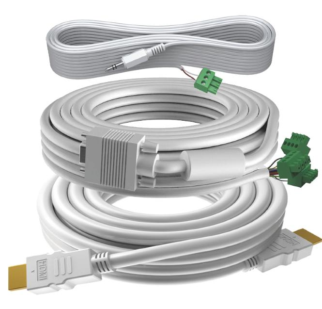 KIT CABLES TECHCONNECT TC3 - 3 METROS_0