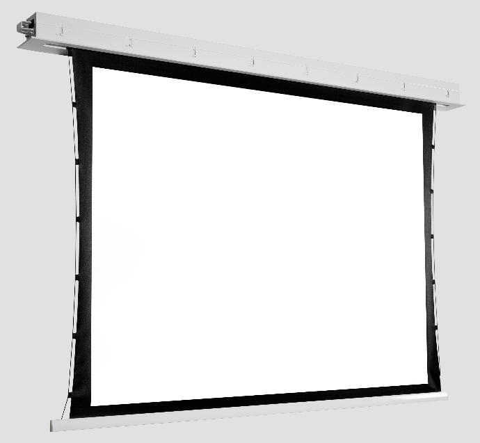 PANTALLA ELECTRICA INTEGRADA EN TECHO TENSIONADA TRAULUX CONTOUR 270x169cm 16:10 MATTE WHITE BORDES_0