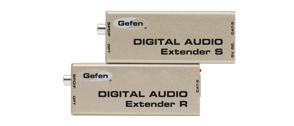 GEFEN EXTENSOR DE AUDIO DIGITAL SOBRE CAT5_0