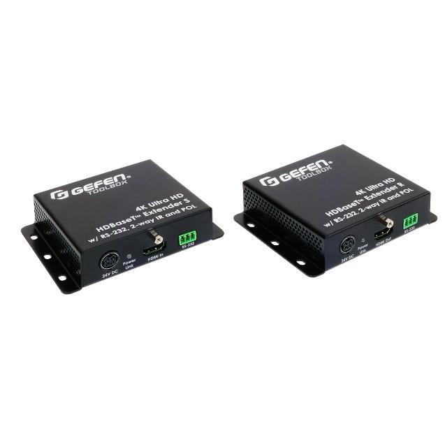 EXTENSOR HDMI 4K ULTRA HDBASET RS-232 2-IR (POE BI-DIR.)_0