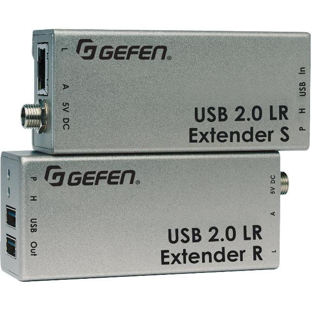GEFEN EXTENSOR USB 2.0 LR CAT5e HASTA 100 METROS_0