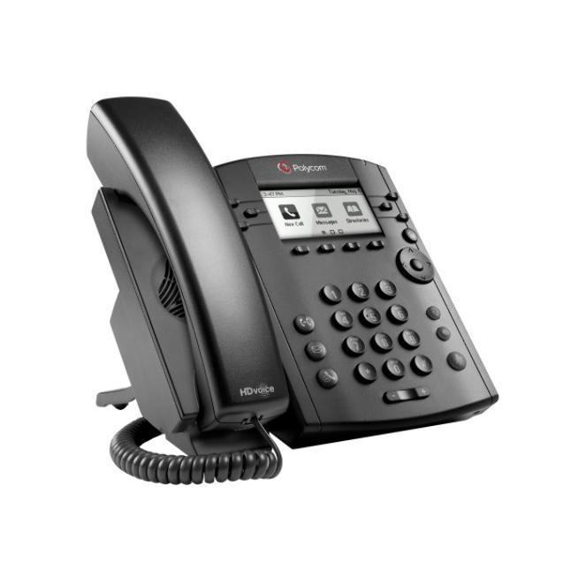 VVX 310 -6 LINES DESKTOP PHONE GIGABIT HD VOICE_0