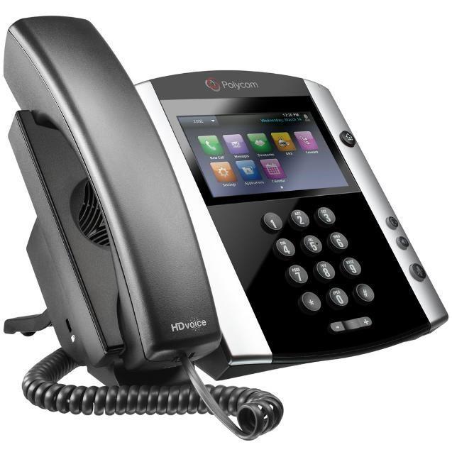 POLYCOM VVX 600 - 16 LINES BUSINESS MEDIA BLUETOOTH & HD VOICE_0