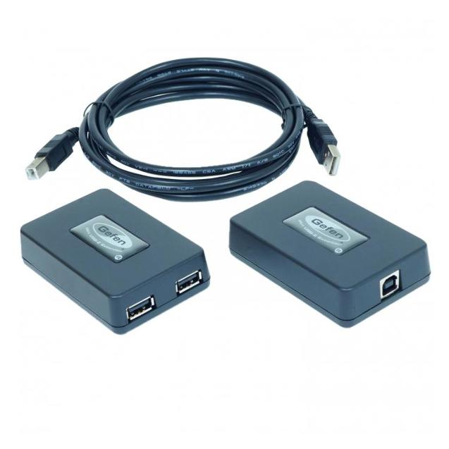 GEFEN EXTENSOR USB 1.1 MINI CAT5E HASTA 45 METROS_0