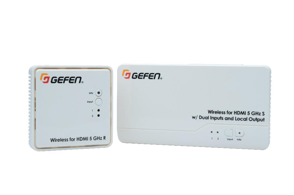 GEFEN WIRELESS HDMI 5 GHz LR 30 METROS_0