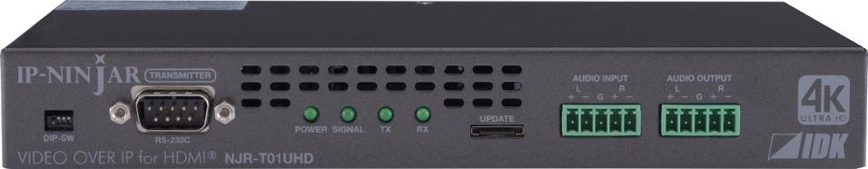 TRANSMISOR HDMI IP-NINJAR 4K 60HZ 4:4:4 FIBRA MULTIMODO_0