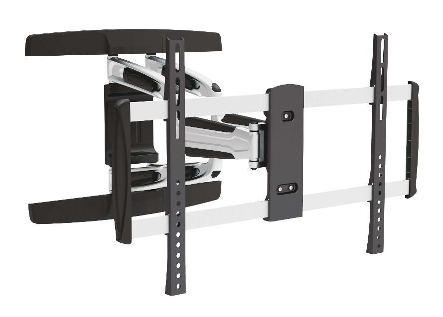 SOPORTE DE PARED 3D PARA MONITOR H TRAULUX VESA 600x400 mm._0