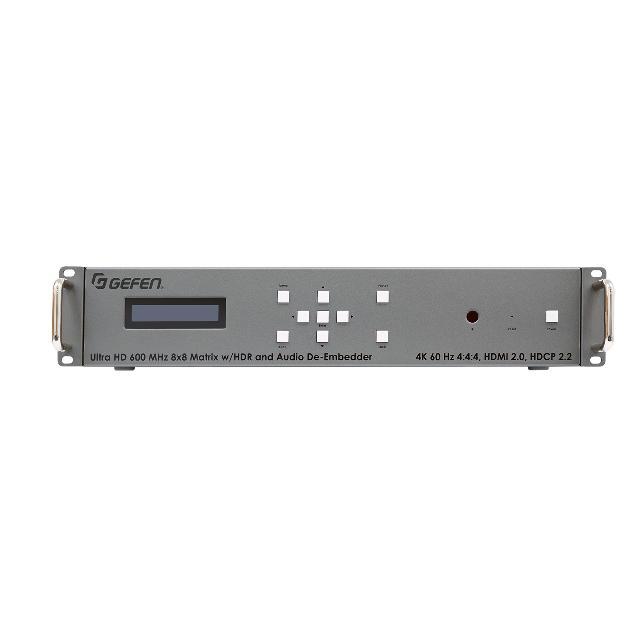 MATRIZ HDMI 8x8 4K 60HZ 4:4:4 600 MHZ_0