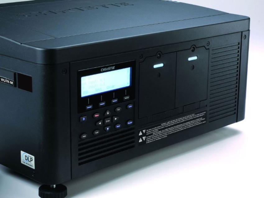 CHRISTIE MIRAGE HD10K-M 3D DLP  3 chips_0