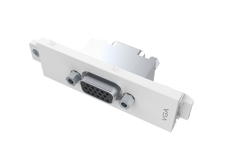 MODULO VGA D-SUB15 TECHCONNECT TC3_0
