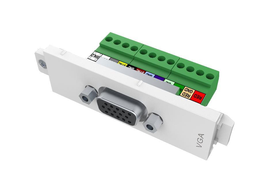 MODULO VGA TECHCONNECT TC3_0