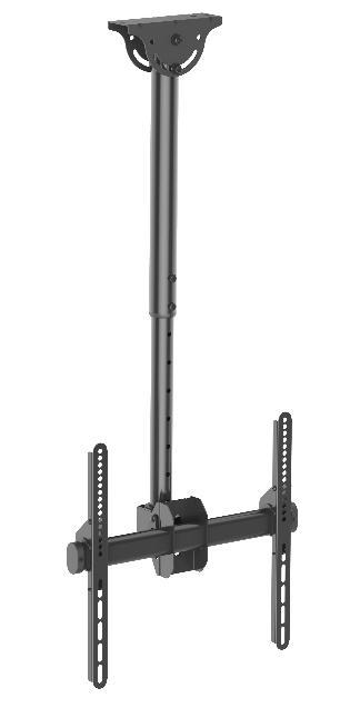 SOPORTE PARA MONITOR DE TECHO TRAULUX 560-910 mm VESA 400x400 mm_0