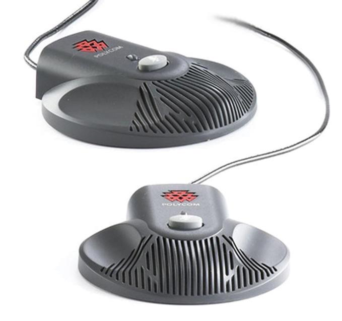 POLYCOM MICROFONOS  SOUNDSTATION IP6000 y VTX1000_0