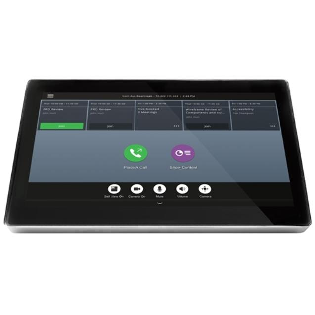 POLYCOM REALPRESENCE TOUCH SILVER TRIM-GROUP_0