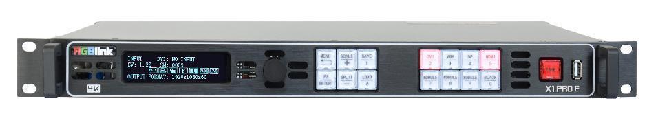 X1 PRO E ESCALADOR 4K & SELECTOR C/ HDMI&SDI INPUT_0