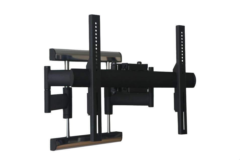 SOPORTE PARA MONITOR DE PARED ARTICULADO 3D RMSA1 DOBLE BRAZO HASTA 120 KG_0