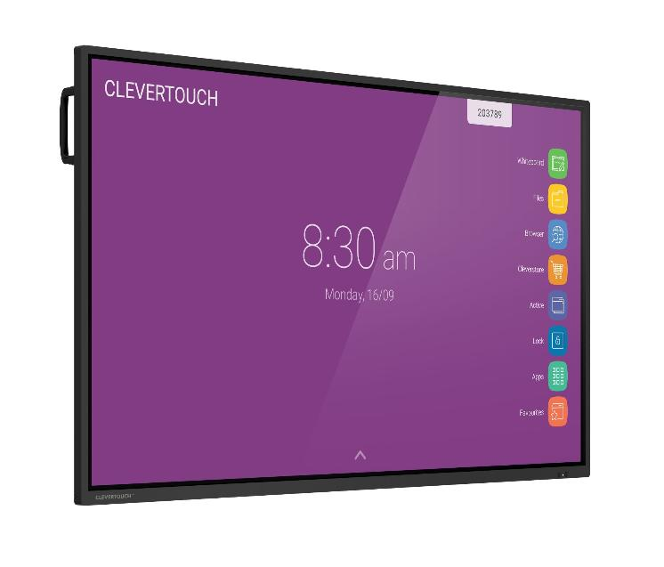 "MONITOR CLEVERTOUCH IMPACT  65""_0"