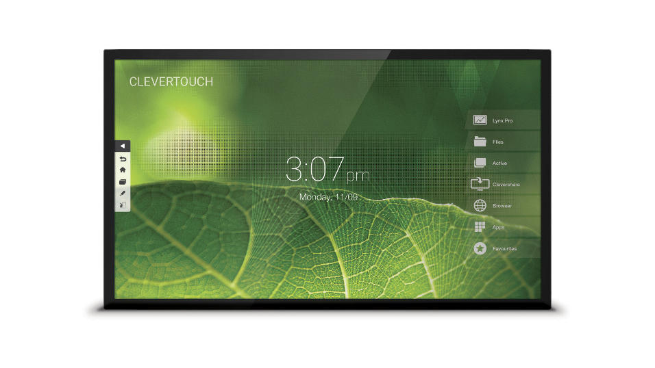 """MONITOR CLEVERTOUCH PRO CAPACITIVO 65"""" 4K  + PC-OPS i5_0"""