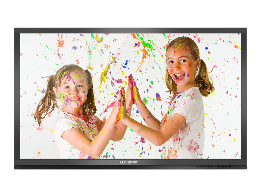"""MONITOR CLEVERTOUCH PLUS LED ANDROID 70""""_0"""