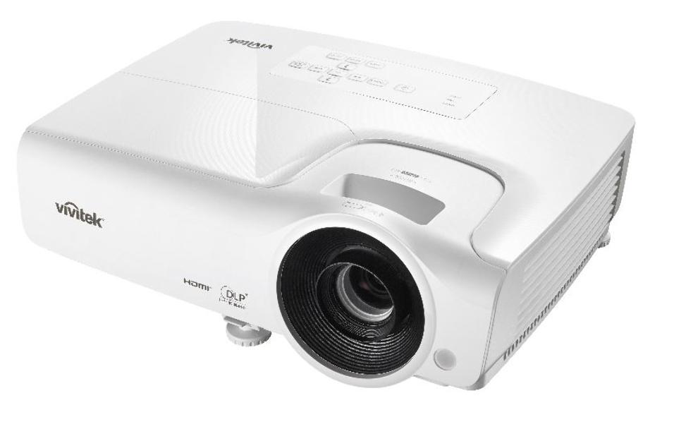 PROYECTOR VIVITEK DS262 3500 ANSI SVGA HDMI_0