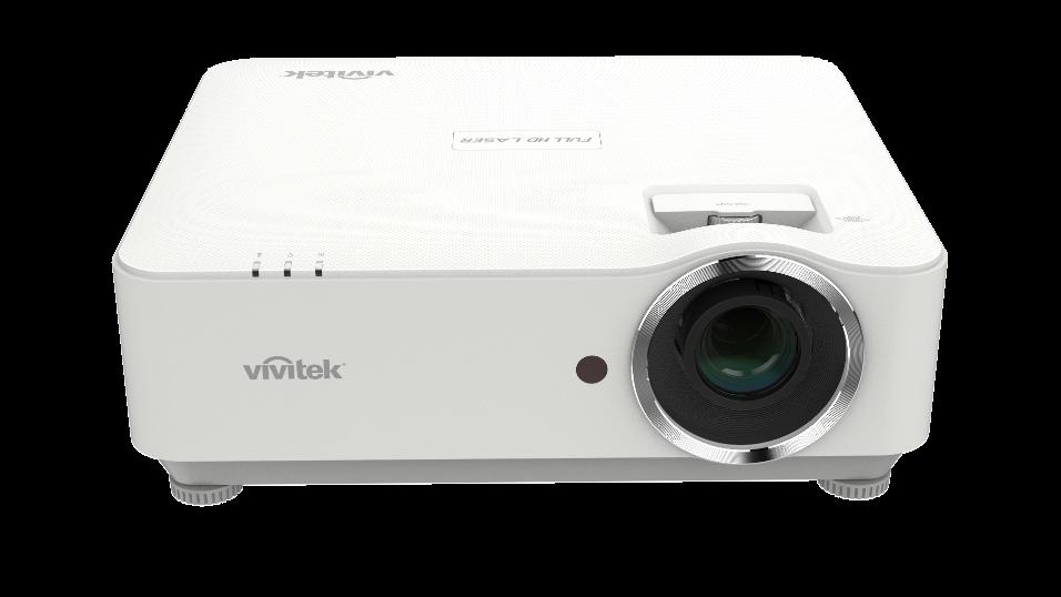 VIVITEK DU3661Z 5000 ANSI WUXGA LASER_0