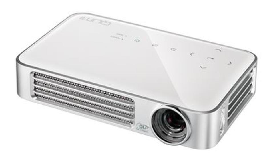 PROYECTOR VIVITEK QUMI Q6 800 ANSI WXGA LED BLANCO_0