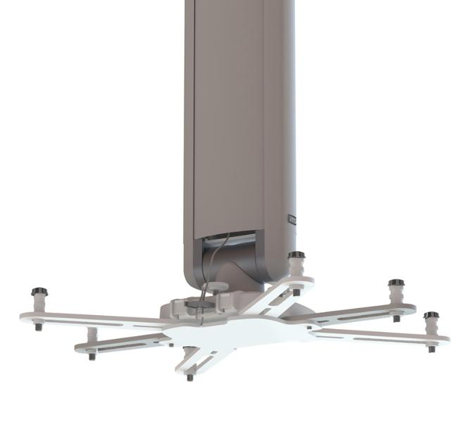SOPORTE SMS PROYECTOR PRECISION PRO  1000 mm 30 kg_0