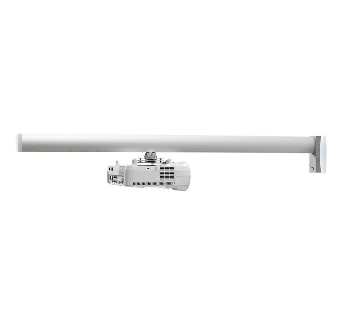 SOPORTE SHORT THROW V ALUM/BLANCO 680 mm_0