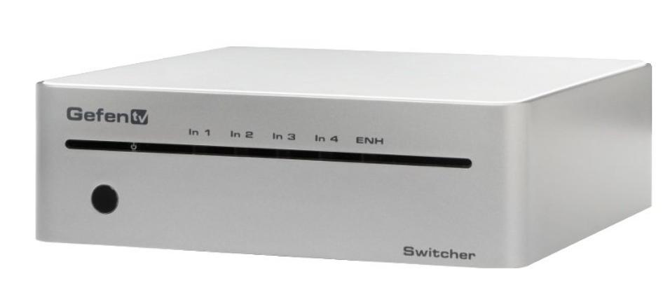 SWITCHER HDMI 4:1 (AUTO SWITCH / RS-232)_0
