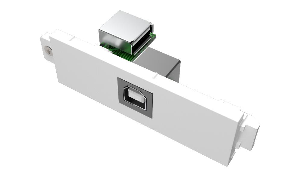 MODULO USB B TECHCONNECT TC3_0